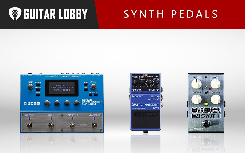 Best Synth Pedals for Guitar (Featured Image)
