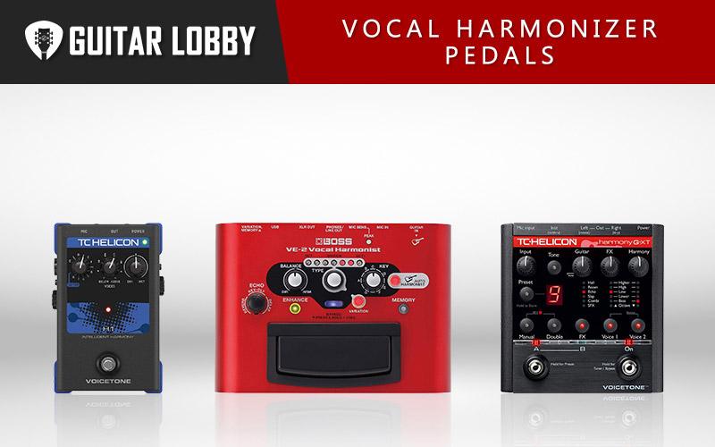 Best Vocal Harmonizer Pedals (Featured Image)