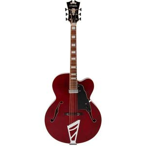 D'Angelico Premier EXL-1 Hollow-Body Electric Guitar