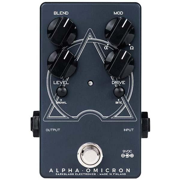 Darkglass Alpha Omicron Overdrive