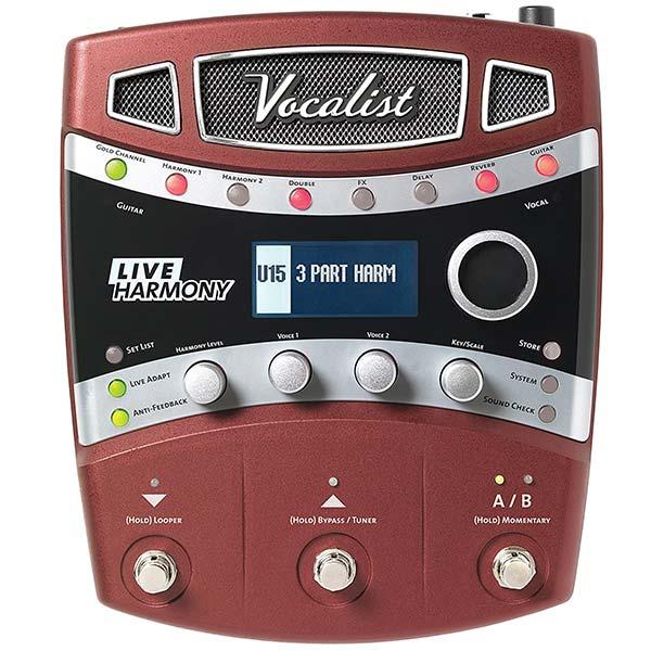 DigiTech VLHM Vocal Effects Processor