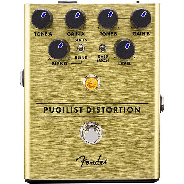 Distortion Pedal Example