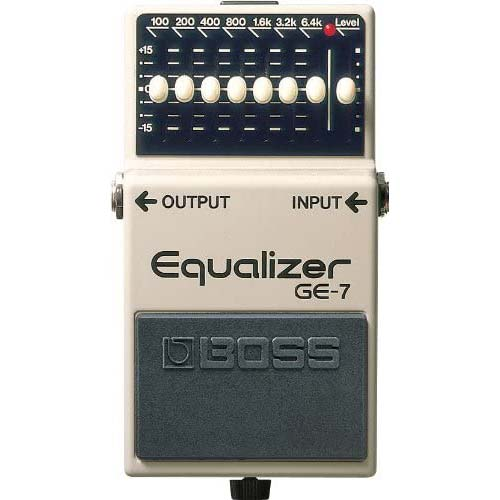 EQ Guitar Pedal