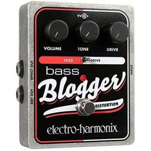 Electro-Harmonix XO Bass Blogger Distortion