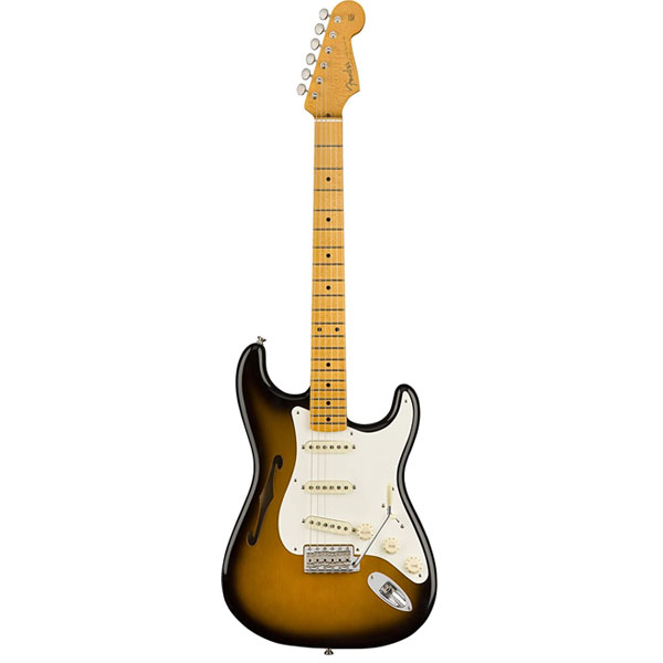 Eric Johnson Signature Thinline Stratocaster