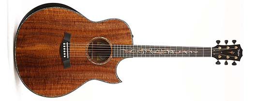 Grand Orchestra Guitar Size Example