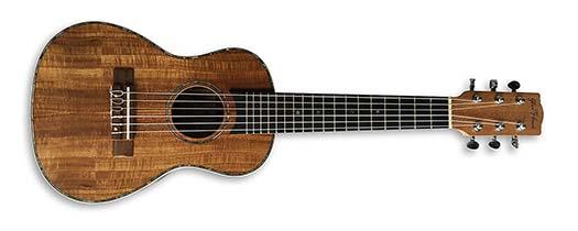 Guitarlele Guitar Size Example