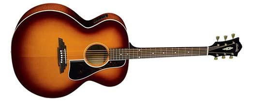 Jumbo Guitar Example