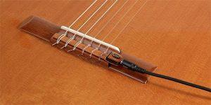 KNA NG-1 Pickup for Nylon String Guitar