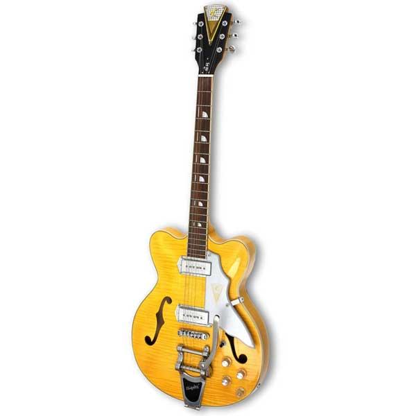 Kay Vintage Reissue K775VB Jazz II Electric Guitar