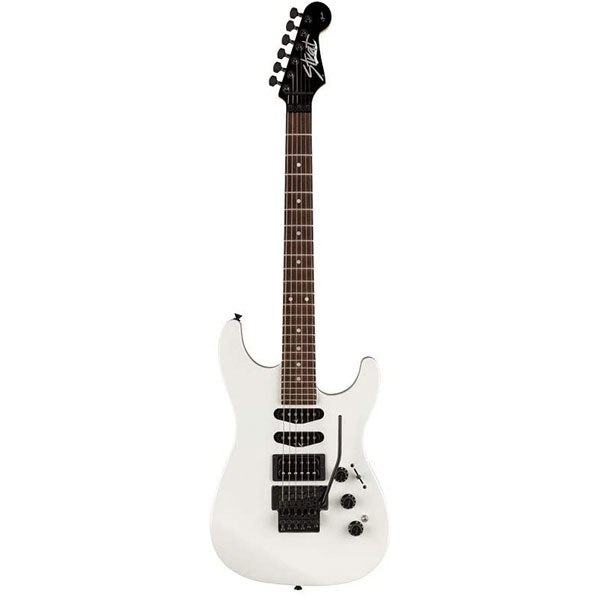 Limited Heavy Metal Stratocaster
