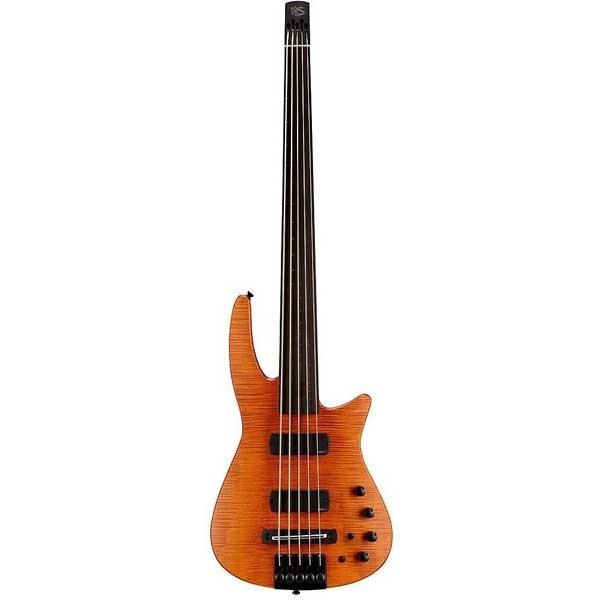 NS CR5 RADIUS Fretless Bass