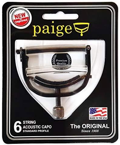 Paige P6E 6-String Acoustic Capo