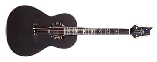 Parlor Guitar Size Example