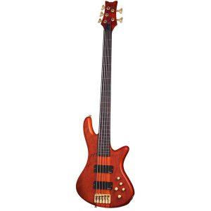 Schecter-Guitar-Research-Stiletto-Studio-5-Fretless-Bass