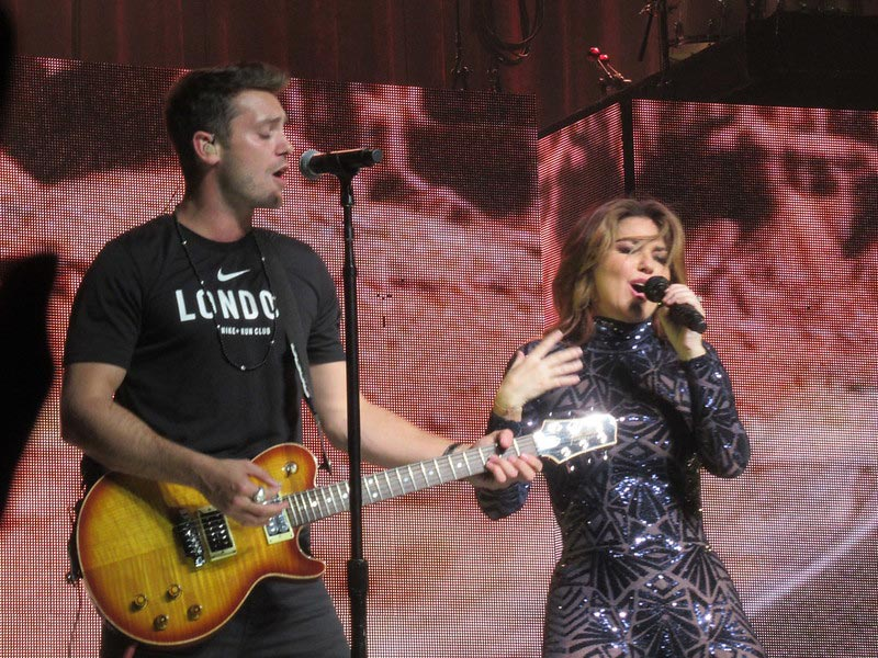 Shania Twain Singing One of the Best Love Songs for Him