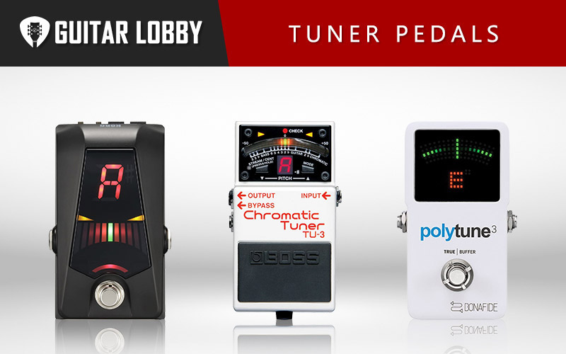 Some of the Best Tuner Pedals