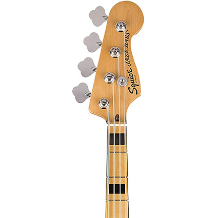 Squier Bass Guitar Brand Example