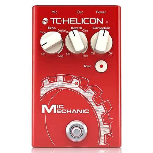 TC Electonic Helicon Mic Mechanic 2