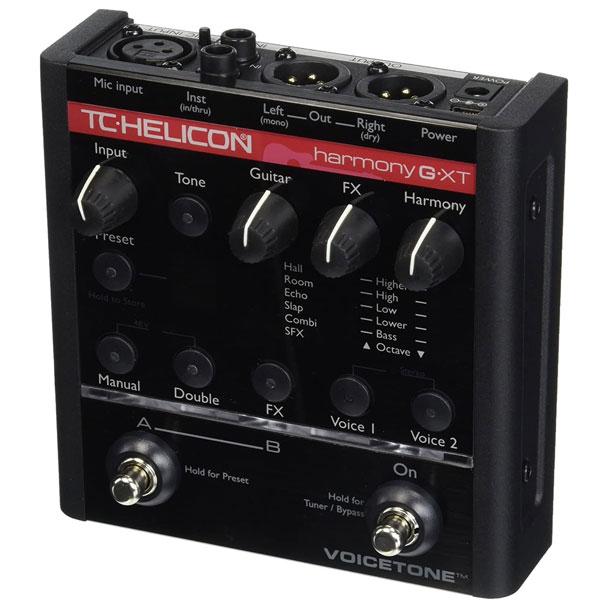 TC-Helicon Harmony G-XT