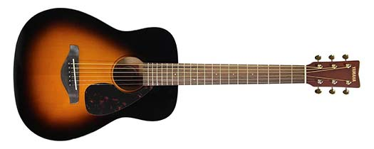 Three Quarter Guitar Size Example