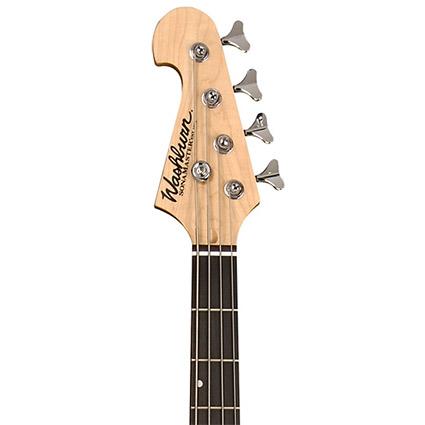 Washburn Bass Guitar Company Example