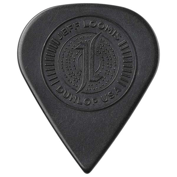 Sharp shape guitar pick example