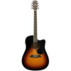 Alvarez Regent RD260CE Dreadnought Cutaway Acoustic-Electric Guitar