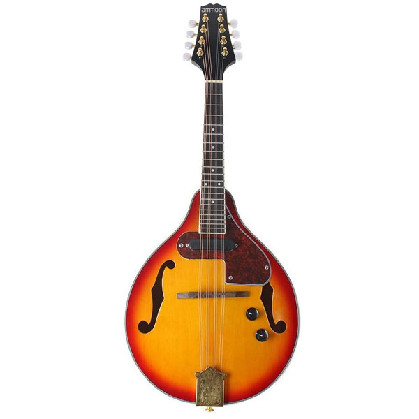 Ammoon 8-String Electric A-Style Mandolin