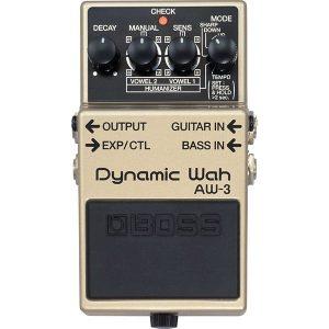 BOSS AW-3 Dynamic Auto Wah Guitar Pedal