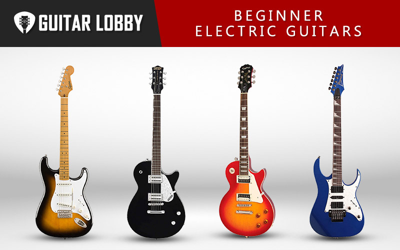 Best Beginner Electric Guitars (Featured Image)