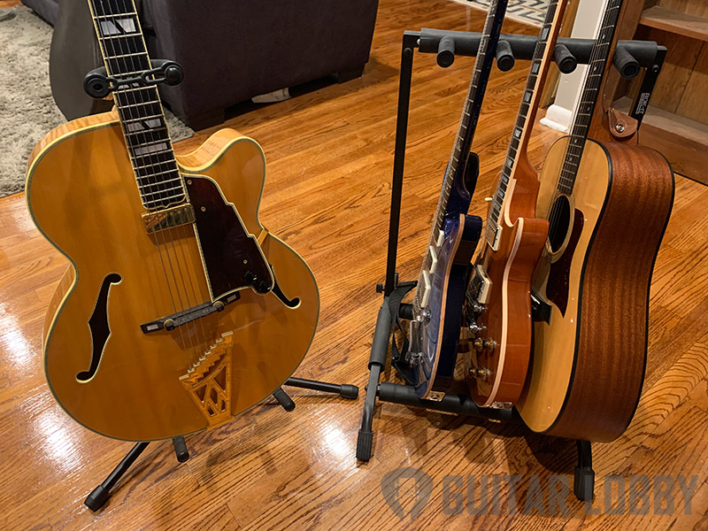 Best Guitar Stands Featured Image