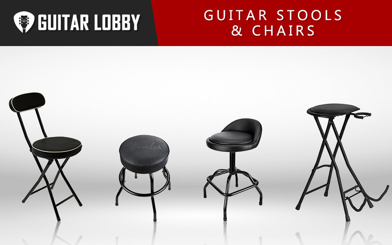 Best Guitar Stools and Chairs (Featured Image)