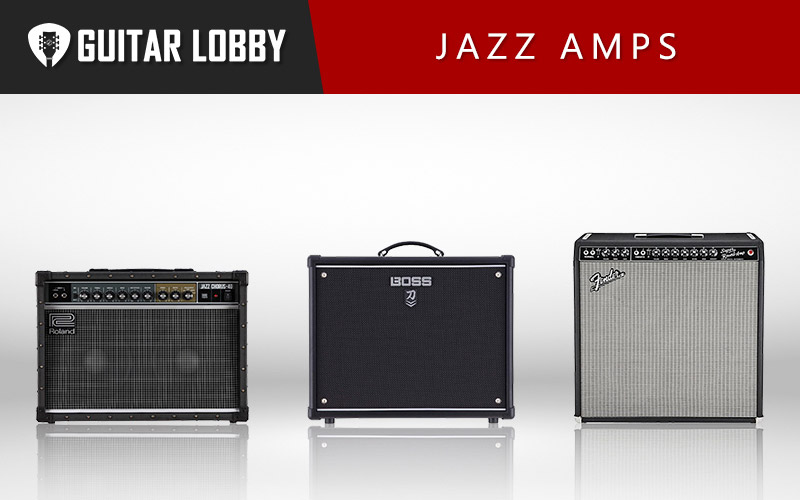 Best Jazz Amps (Featured Image)