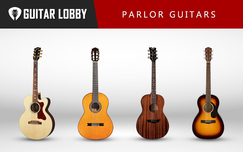 Best Parlor Guitars (Featured Image)