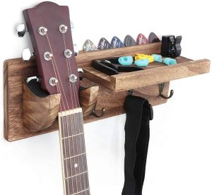 Bikoney Guitar Holder Wall Mount
