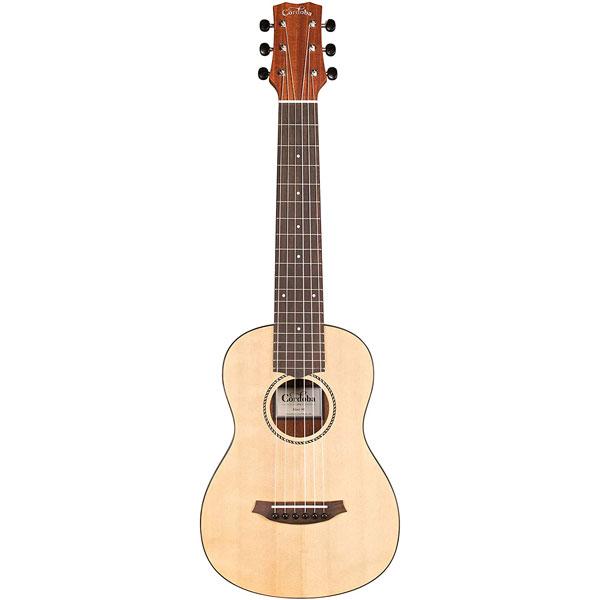 Cordoba Mini M, Mahogany, Small Body, Nylon String Guitar