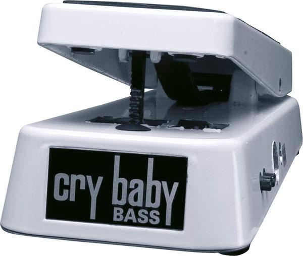 Dunlop 105Q Crybaby Bass