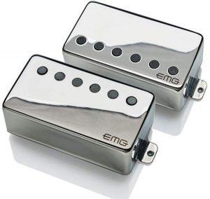 EMG Dual Mode 57/66 Humbucker Set