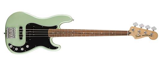 Electric Bass Guitar Example