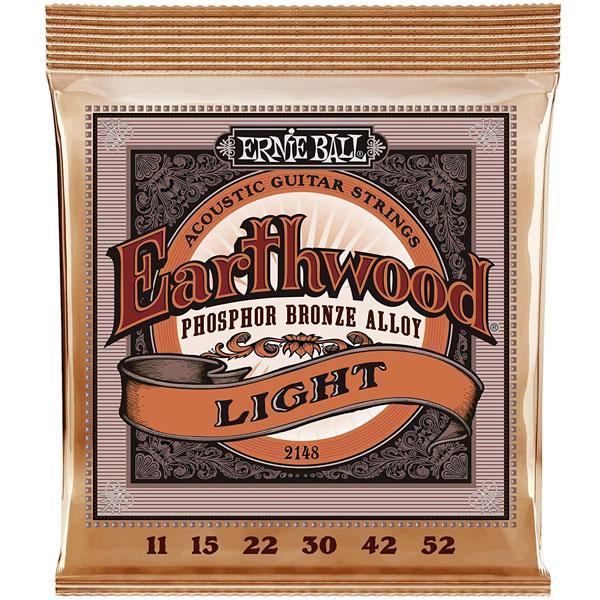 Ernie Ball Earthwood Phosphor Bronze