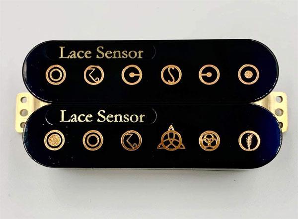 Lace Led Sensor Double Gold Dually