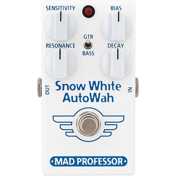 Mad Professor Snow White AutoWah Effect Pedal