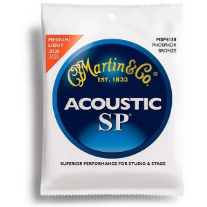 Martin MSP4150 SP Phosphor Bronze Guitar Strings