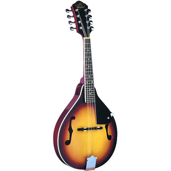 Oscar Schmidt OM10-O-U 8-String Mandolin Ts - A Style
