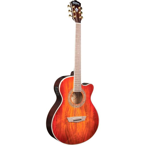 Washburn EA55G-A Festival Acoustic-Electric Guitar