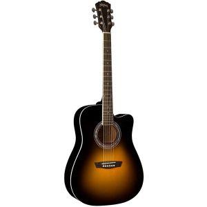 Washburn WA90CE Dreadnought Acoustic Electric Guitar