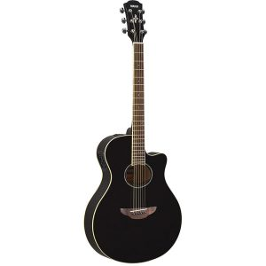 Yamaha APX600 BL Thin Body Acoustic-Electric Guitar