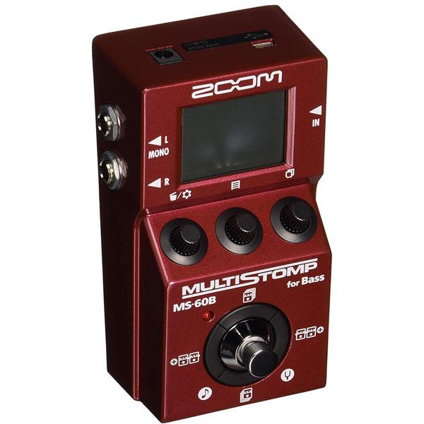 ZOOM MS-60B Multistomp Multi-Effects Pedal