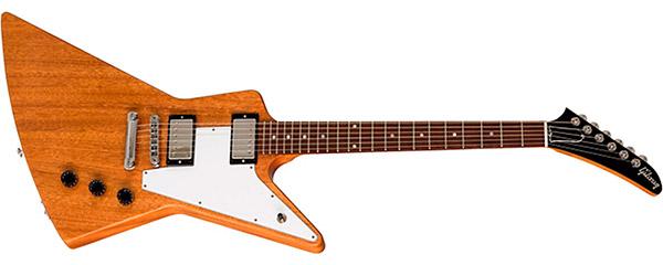 Gibson Explorer Billie Joe Armstrong